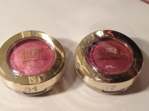 Milani Blushes