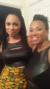 Naomi and Sabrina