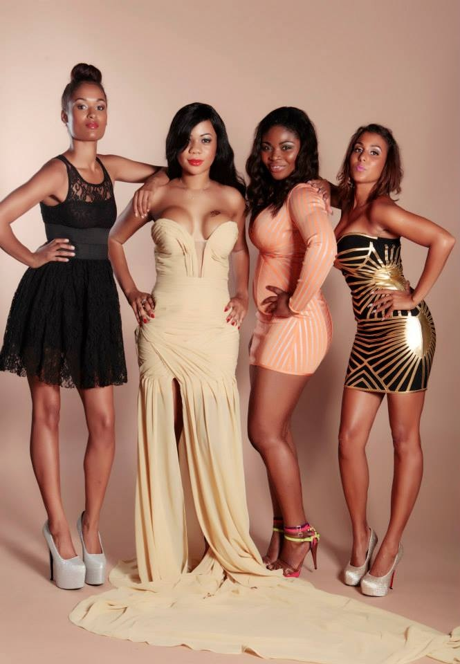 Our Stunning Models!