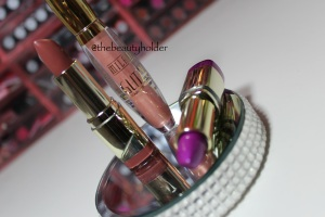 Milani- Teddy Bare and Violet Volt