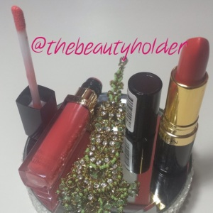 Revlon Coral Reef lipgloss and Rich Girl Red by Revlon