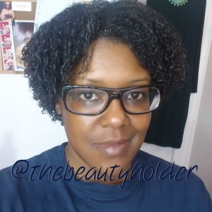 Styled on a wash and go