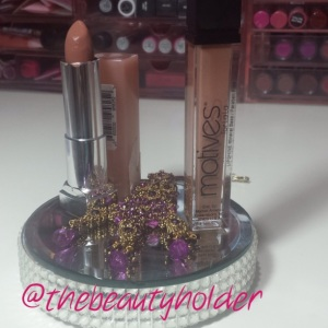 Maybelline Coffee Craze and La Reina by Motives for Lala